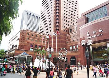 シンガポール賃貸・不動産 オーチャード周辺01