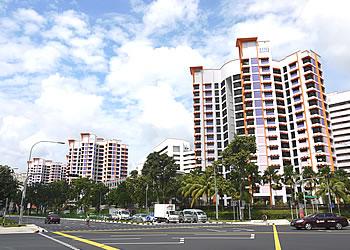 シンガポール賃貸・不動産 ウェストエリア02